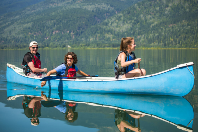 Guided Canoe Tours